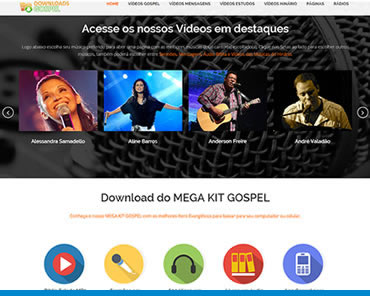 Site Downloads Gospel