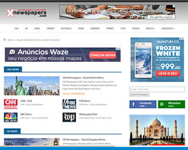 Site xNewsPapers